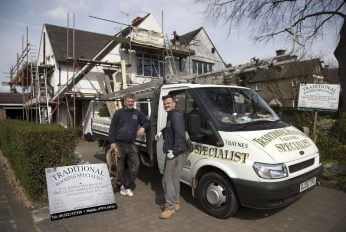 Roofers In Dartford Traditional Roofing Specialist