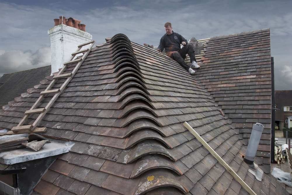 All Of This Is Provided By Qualified Tradesmen Who Take Great Pride In The  Work They Carry Out. To Find Out More Give Traditional Roofing Specialist  Of Kent ...