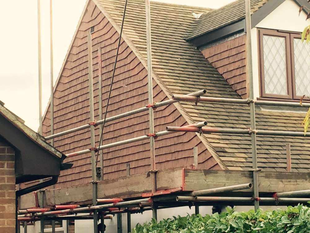 Image Number 45 Of Traditional Roofing .