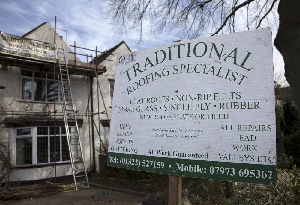 Traditional Roofing Specialist Kent